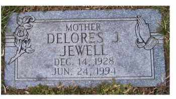 JEWELL, DELORES J. - Scioto County, Ohio | DELORES J. JEWELL - Ohio Gravestone Photos