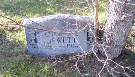 JEWETT, CHARLES E. - Scioto County, Ohio | CHARLES E. JEWETT - Ohio Gravestone Photos
