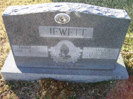 JEWETT, JAMES A. - Scioto County, Ohio | JAMES A. JEWETT - Ohio Gravestone Photos