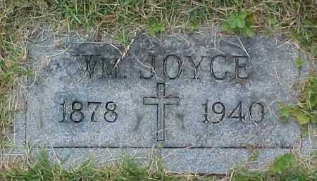 JOYCE, WM. - Scioto County, Ohio | WM. JOYCE - Ohio Gravestone Photos
