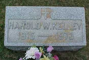KELLY, HAROLD W. - Scioto County, Ohio | HAROLD W. KELLY - Ohio Gravestone Photos