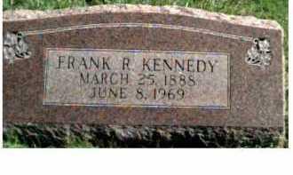 KENNEDY, FRANK R. - Scioto County, Ohio | FRANK R. KENNEDY - Ohio Gravestone Photos