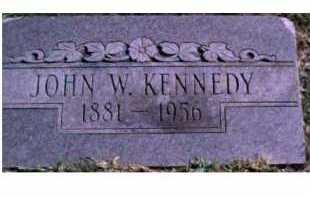 KENNEDY, JOHN W. - Scioto County, Ohio | JOHN W. KENNEDY - Ohio Gravestone Photos
