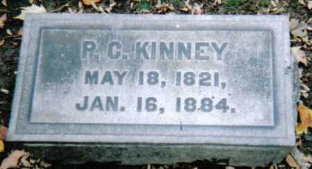 KINNEY, P.C. - Scioto County, Ohio | P.C. KINNEY - Ohio Gravestone Photos