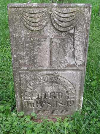KIRKENDALL, DANIEL - Scioto County, Ohio | DANIEL KIRKENDALL - Ohio Gravestone Photos