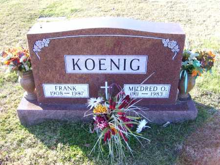 KOENIG, FRANK - Scioto County, Ohio | FRANK KOENIG - Ohio Gravestone Photos