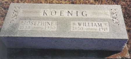 KOENIG, WILLIAM - Scioto County, Ohio | WILLIAM KOENIG - Ohio Gravestone Photos
