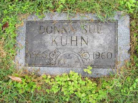 KUHN, DONNA SUE - Scioto County, Ohio | DONNA SUE KUHN - Ohio Gravestone Photos