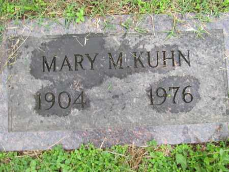 KUHN, MARY MARIE - Scioto County, Ohio | MARY MARIE KUHN - Ohio Gravestone Photos