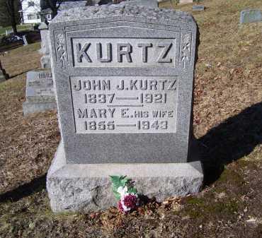 KURTZ, MARY E. - Scioto County, Ohio | MARY E. KURTZ - Ohio Gravestone Photos