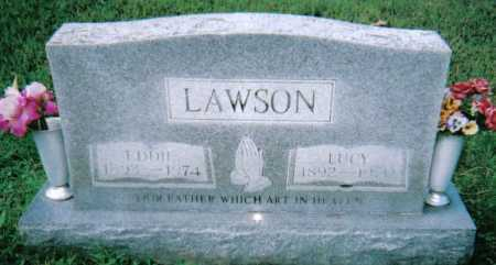 LAWSON, LUCY - Scioto County, Ohio | LUCY LAWSON - Ohio Gravestone Photos