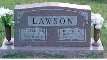 LAWSON, FLOYD E. - Scioto County, Ohio | FLOYD E. LAWSON - Ohio Gravestone Photos