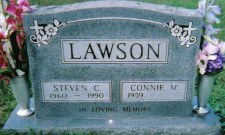 LAWSON, CONNIE M. - Scioto County, Ohio | CONNIE M. LAWSON - Ohio Gravestone Photos