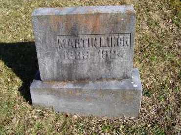 LINCK, MARTIN - Scioto County, Ohio | MARTIN LINCK - Ohio Gravestone Photos
