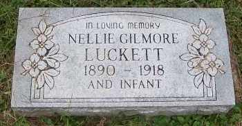 LUCKETT, NELLIE - Scioto County, Ohio | NELLIE LUCKETT - Ohio Gravestone Photos