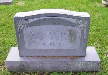 LYON, WALLACE W. - Scioto County, Ohio | WALLACE W. LYON - Ohio Gravestone Photos