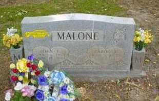 MALONE, CAROL J. - Scioto County, Ohio | CAROL J. MALONE - Ohio Gravestone Photos