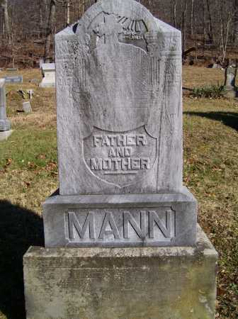 MANN, UNKNOWN - Scioto County, Ohio | UNKNOWN MANN - Ohio Gravestone Photos