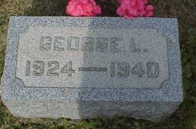 MARTIN, GEORGE L. - Scioto County, Ohio | GEORGE L. MARTIN - Ohio Gravestone Photos