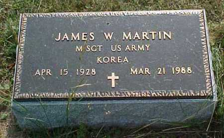 MARTIN, JAMES W. - Scioto County, Ohio | JAMES W. MARTIN - Ohio Gravestone Photos