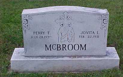 MCBROOM, PERRY F. - Scioto County, Ohio | PERRY F. MCBROOM - Ohio Gravestone Photos