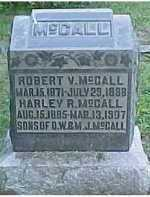 MCCALL, ROBERT V. - Scioto County, Ohio | ROBERT V. MCCALL - Ohio Gravestone Photos