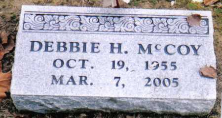 MCCOY, DEBBIE H. - Scioto County, Ohio | DEBBIE H. MCCOY - Ohio Gravestone Photos