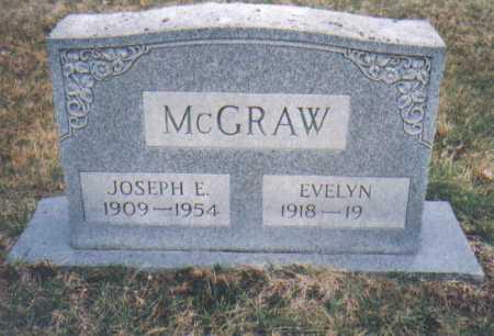 MCGRAW, EVELYN - Scioto County, Ohio | EVELYN MCGRAW - Ohio Gravestone Photos