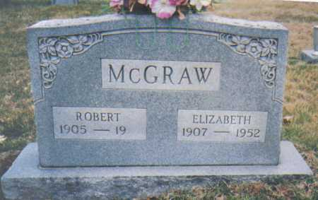 MCGRAW, ROBERT - Scioto County, Ohio | ROBERT MCGRAW - Ohio Gravestone Photos