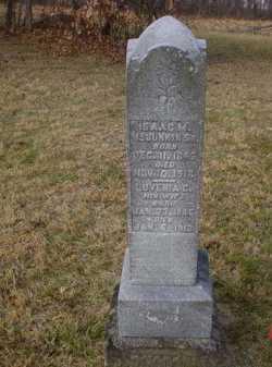 MCJUNKIN, ISAAC M. - Scioto County, Ohio | ISAAC M. MCJUNKIN - Ohio Gravestone Photos