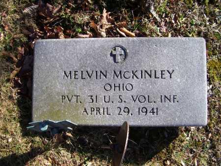 MCKINLEY, MELVIN - Scioto County, Ohio | MELVIN MCKINLEY - Ohio Gravestone Photos