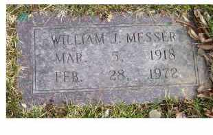 MESSER, WILLIAM J. - Scioto County, Ohio | WILLIAM J. MESSER - Ohio Gravestone Photos