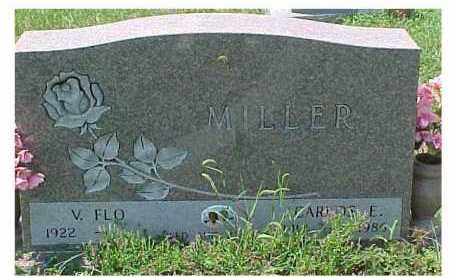 MILLER, V. FLO - Scioto County, Ohio | V. FLO MILLER - Ohio Gravestone Photos