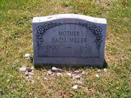 MILLER, HAZEL - Scioto County, Ohio | HAZEL MILLER - Ohio Gravestone Photos