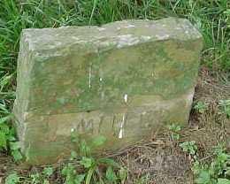 MILLER, J. - Scioto County, Ohio | J. MILLER - Ohio Gravestone Photos