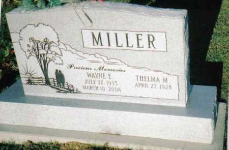 DAULTON MILLER, THELMA M. - Scioto County, Ohio | THELMA M. DAULTON MILLER - Ohio Gravestone Photos