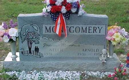 MONTGOMERY, ARNOLD - Scioto County, Ohio | ARNOLD MONTGOMERY - Ohio Gravestone Photos