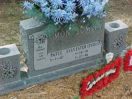 MONTGOMERY, PATSY - Scioto County, Ohio | PATSY MONTGOMERY - Ohio Gravestone Photos