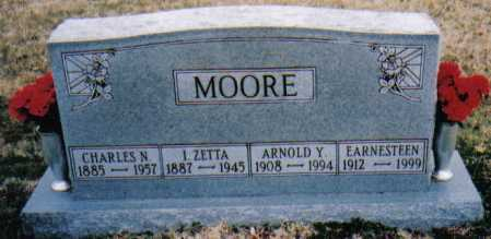 MOORE, EARNESTEEN - Scioto County, Ohio | EARNESTEEN MOORE - Ohio Gravestone Photos