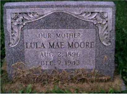 MOORE, LULA MAE - Scioto County, Ohio | LULA MAE MOORE - Ohio Gravestone Photos