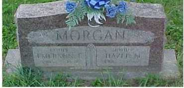 MORGAN, EMERSON - Scioto County, Ohio | EMERSON MORGAN - Ohio Gravestone Photos