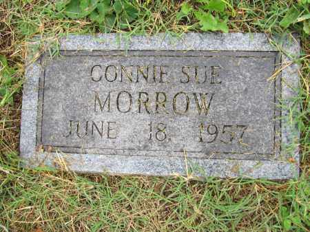 MORROW, CONNIE SUE - Scioto County, Ohio | CONNIE SUE MORROW - Ohio Gravestone Photos