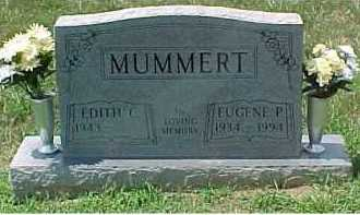 MUMMERT, EDITH C. - Scioto County, Ohio | EDITH C. MUMMERT - Ohio Gravestone Photos