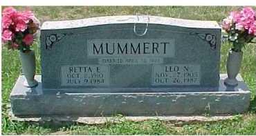 MUMMERT, RETTA E. - Scioto County, Ohio | RETTA E. MUMMERT - Ohio Gravestone Photos