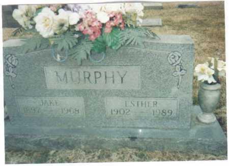 MURPHY, ESTHER - Scioto County, Ohio | ESTHER MURPHY - Ohio Gravestone Photos
