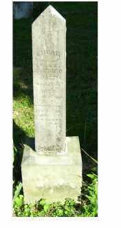 MUSTARD, EDGAR - Scioto County, Ohio   EDGAR MUSTARD - Ohio Gravestone Photos