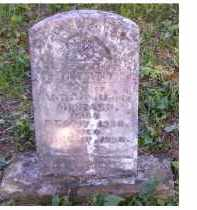 MUSTARD, INFANT - Scioto County, Ohio | INFANT MUSTARD - Ohio Gravestone Photos
