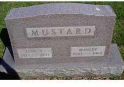 MUSTARD, MARLEY - Scioto County, Ohio | MARLEY MUSTARD - Ohio Gravestone Photos