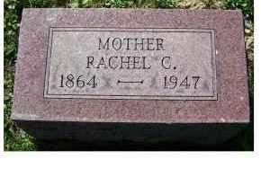 MUSTARD, RACHEL C. - Scioto County, Ohio | RACHEL C. MUSTARD - Ohio Gravestone Photos