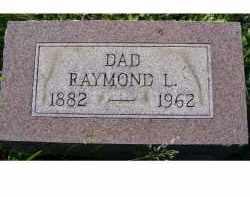 MUSTARD, RAYMOND L. - Scioto County, Ohio | RAYMOND L. MUSTARD - Ohio Gravestone Photos